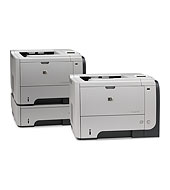 HP P3015dn LaserJet Printer